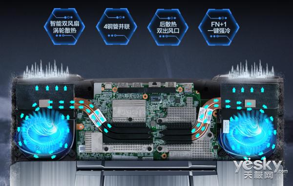 GTX1050Ti强本 机械师F117-F1K天猫仅售6899
