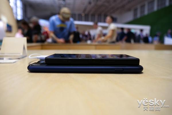 安卓也有小钢炮,索尼XperiaXZ1 Compact发布