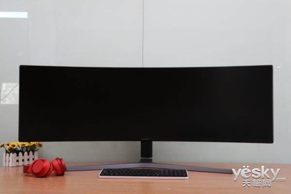 新视觉标准32:9屏幕 三星CHG90显示器评测