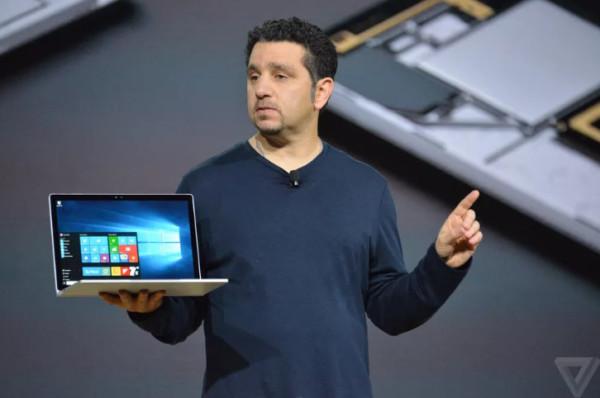 微软将于10月31日在伦敦发布Surface新品