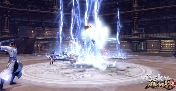 《仙侠世界2》PVP战场抱团杀敌 玩法盘点