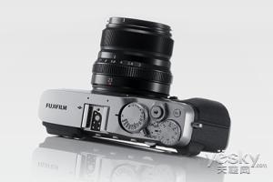 富士发布X-E3无反相机 终于支持蓝牙功能