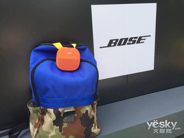 如此小巧迷人 BOSE发布全新迷你蓝牙扬声器
