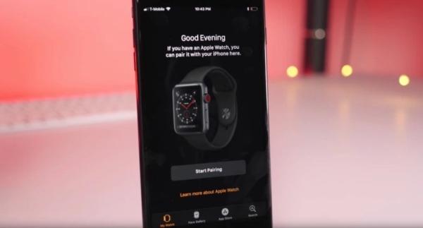 iOS 11 GM版证实Apple Watch 3支持LTE