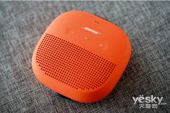 小巧多娇 Bose SoundLink Micro音箱评测