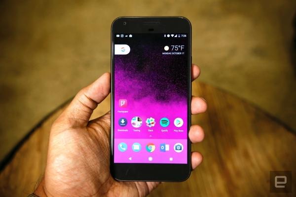 谷歌免费维修因飓风损坏的Pixel手机