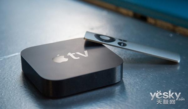 不仅有新iPhone 新Apple TV也玩出新花样