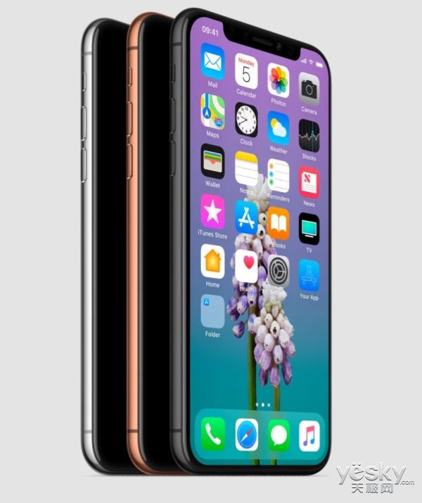 iPhoneX即将发布 我先到天猫准备预定