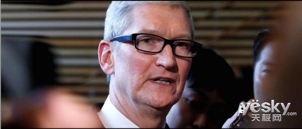 库克力证苹果产品清白:并非专为富人而生