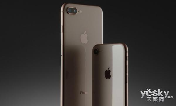 买不起iPhone X 那就来看看iPhone8吧