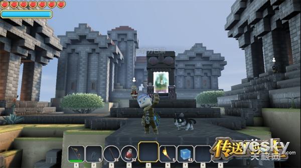游戏交友不枯燥 玩转《传送门骑士》表情包
