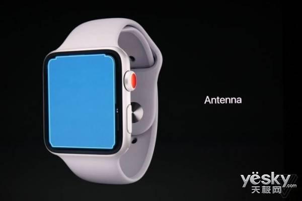 2150元起 新一代Apple Watch Series 3发布