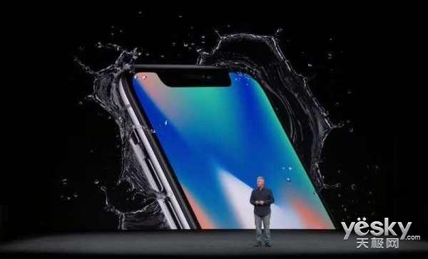 终于等到了:苹果iPhone X支持快充功能