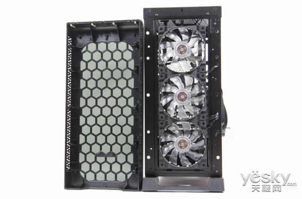 长城魔镜V200电竞机箱评测