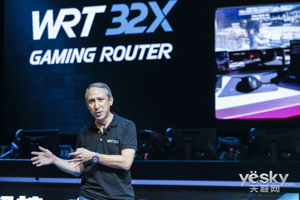 Linksys WRT32X游戏专属路由器:为游戏而生