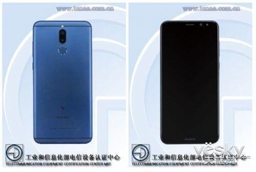 华为首款全面屏手机麦芒6获入网许可 配四摄