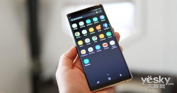 上市前 三星Galaxy Note8预约量或破100万部