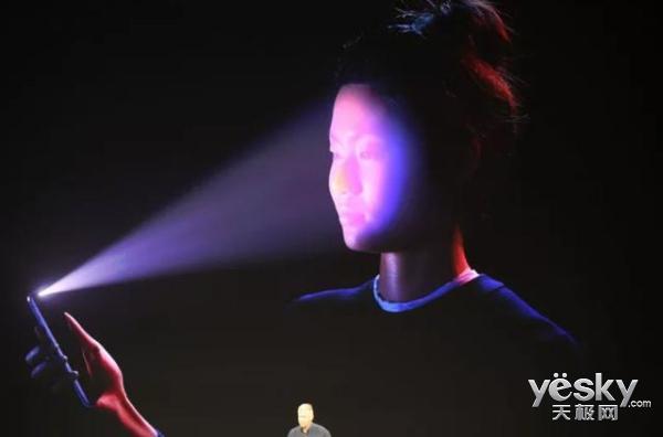 苹果iPhone X的人脸识别 到底怎么回事的呢?