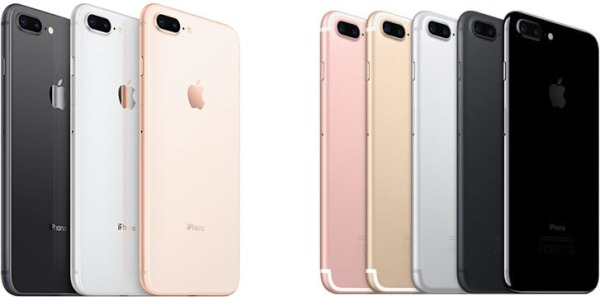 iPhone 8 Plus相比iPhone 7 Plus有何改进?
