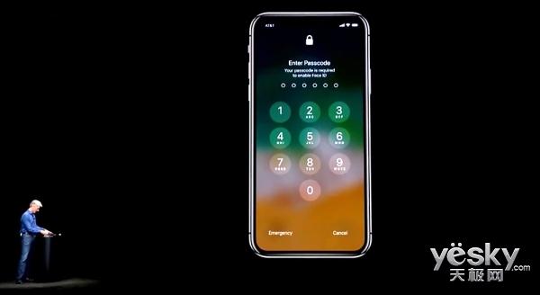 iPhone X刷脸解锁失败一事 苹果是这么解释