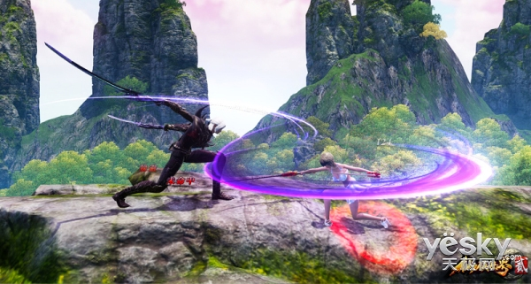 《仙侠世界2》明日公测 一起打野战掉元宝!