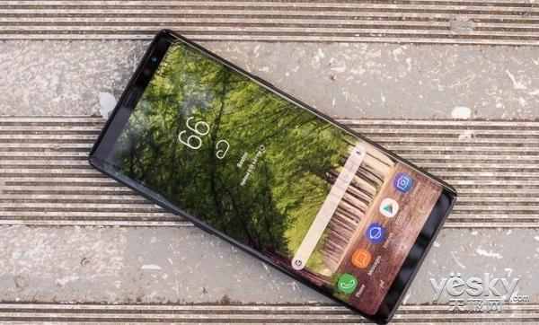 日版三星Galaxy Note 8福利:有金色