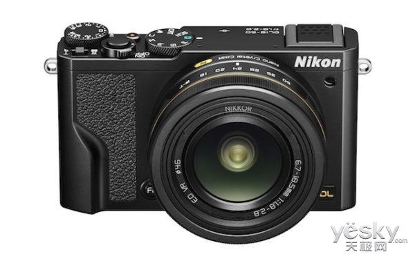 尼康新一代无反相机将采用全画幅设计