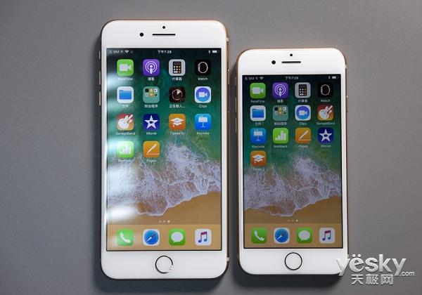 知道为啥不用抢了 iPhone 8/8 Plus开箱体验