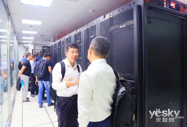 台达亮相2017数据中心设施论坛