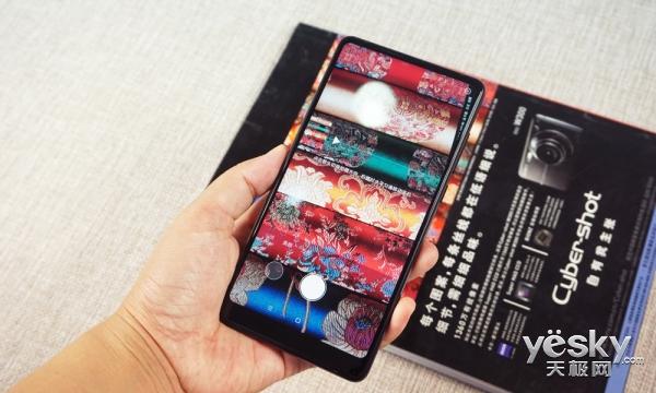 小米MIX2深度评测:更成熟的全面屏二代