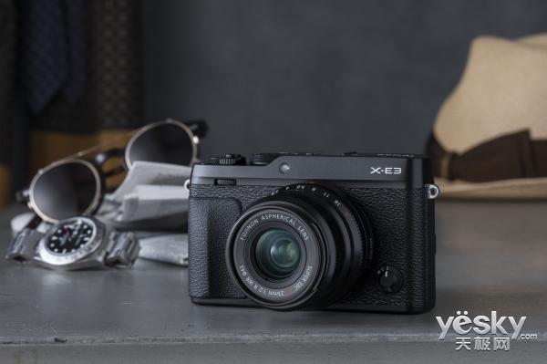 摄影简法 富士新品X-E3无反相机预约送好礼