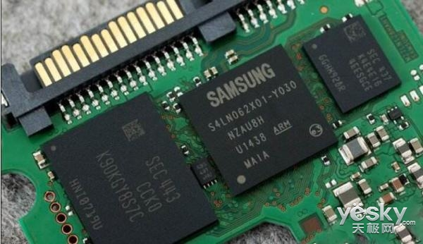 SSD核心组成部分 详解各主控芯片有何特点?