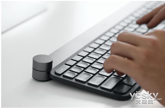 罗技Craft键盘:软硬结合让工作效率更高