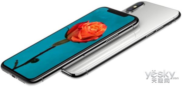郭明�Z:苹果iPhone X预定量或将超5000万部