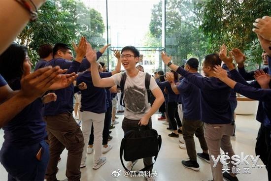 苹果说销量很好 华为努比亚新机正在路上