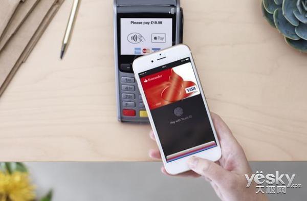 今天开始 在广州可以用Apple Pay过闸机了