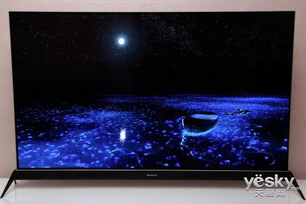 演绎极致色彩视界,创维OLED电视S8评测