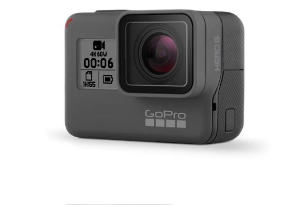 GoPro Hero6 Black发布:搭载自主芯片GP1