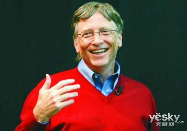 盖茨改用安卓 承认微软的智能手机并不成功