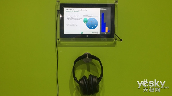 Fraunhofer IIS创新技术让移动互联声临其境