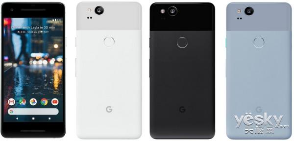 发布在即 谷歌Pixel 2系列渲染图大曝光