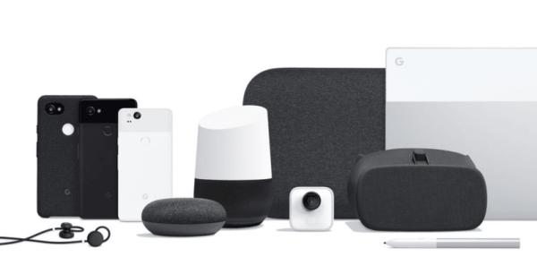 谷歌发布会新品盘点:手机智能硬件多箭齐发