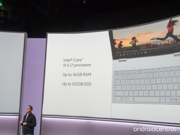 谷歌发布变形本Pixelbook 值一部iPhone X