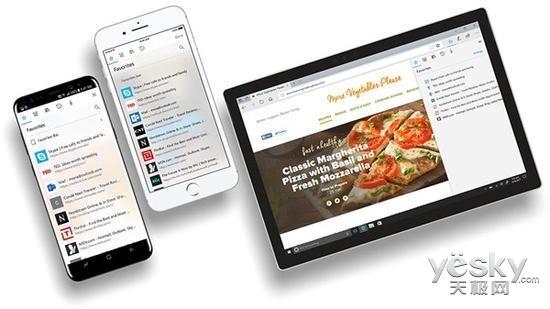 微软官方公布iOS/Android版Edge浏览器内核