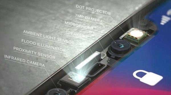 一直被模仿从未被超越iPhoneX领先安卓2年