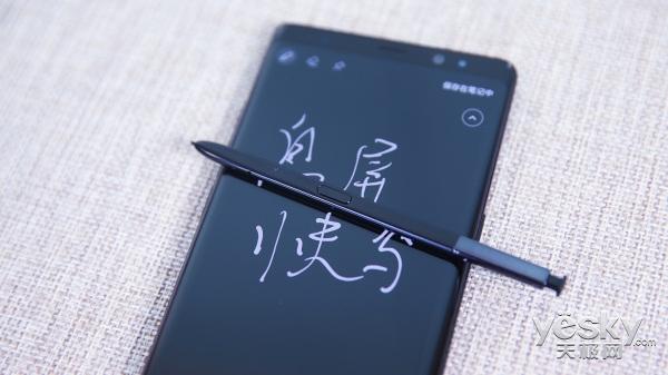 如何评价三星Galaxy Note 8?