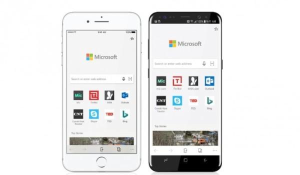 Edge浏览器全面登陆iOS iPhone用户可体验