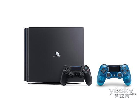索尼DS4无线手柄钢铁黑/午夜蓝发布 380元