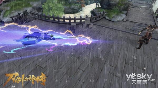 致敬动作游戏 《刀剑斗神传》10.17封测开启
