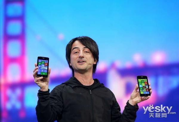 微软高管表示:Windows 10 Mobile不再是重点